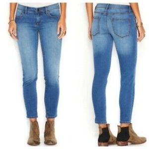 Free People Size 27 Skinny Ankle Jeans